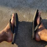 These Flip-Flops are made for Walkin'